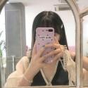 MiuMiu ブランド iphone 12 pro/12 mini/12 pro max/11 pro/11 pro max/SE2ケース ハート柄 モノグラム ミュウミュウ 韓国風 iPhone X/XS/XR/XS Maxスマホケース ジャケット型 MIUMIU 芸能人愛用 耐衝撃 アイフォン12/11/x/xs/xr/8/7/6/6sカバー レディース