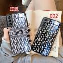 ディオール 背面ガラス型 iphone 12 pro/12 pro max/12 mini/11 pro/11 pro max/se2ケース 可愛い ブランド Dior 個性 Galaxy S21/S21+/S21 ultra/s20/s20+/s20 ultra/s10/Note20/Note10 モノグラム柄 シンプル アイフォン12/11/x/xs/xr/8/7/6カバー メンズ レディーズ