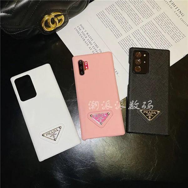プラダ Galaxy S21/S21+/S21 ultra/s20 ultra/s10/note20/note10+ケース PRADA レザー ブランド 激安 ジャケット型 iphone 12/12 pro/12 mini/12 pro max/11/11 pro/11 pro max/se2ケース 可愛い galaxy A51/A32/A30/A20/A50カバー セレブ愛用 アイフォンx/xs/xr/8/7カバー レディース