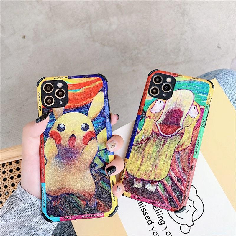 iphone 12 miniケース ポケモン